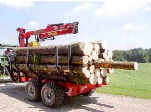 Etwas Neues genug Perzl Rückewagen Typ PRW 13-4 #CJ_63